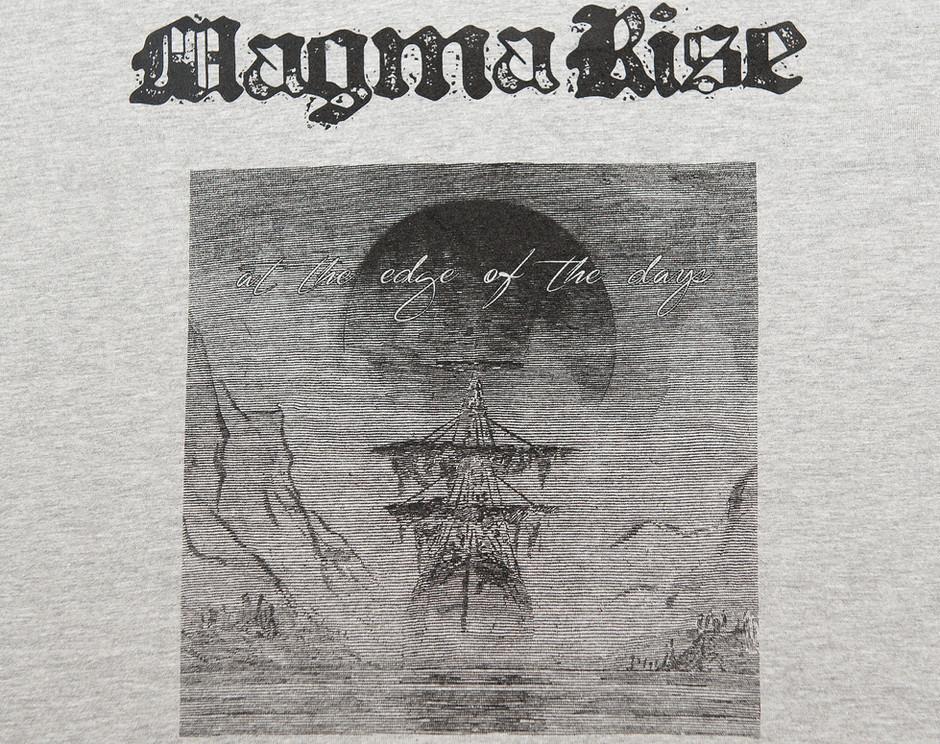 At the edge of the days -t-shirt