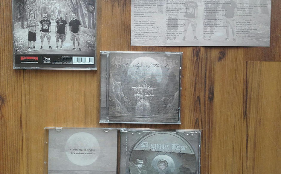At the edge of the days EP/CD