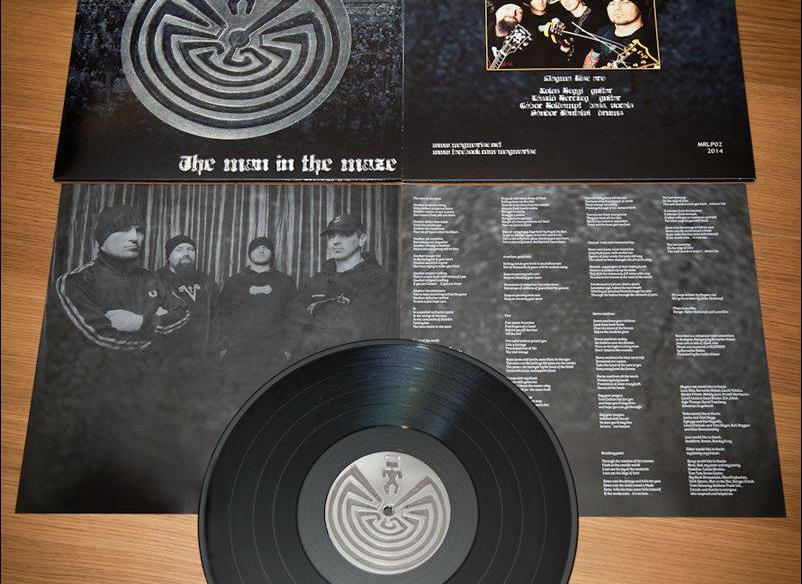The man in the maze LP