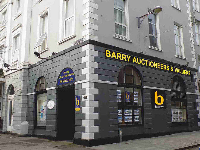 Barry Auctioneers & Valuers, 77 South Mall, Cork