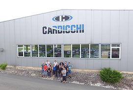 Entreprise Cardicchi SA découpe laser découpe jet d'eau