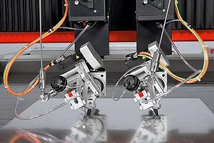 Entreprise Cardicchi SA découpe laser découpe jet d'eau, usinage, tôlerie industrielle pliage soudage