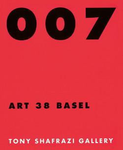 007 - Art 38 Basel (Tony Shafrazy)