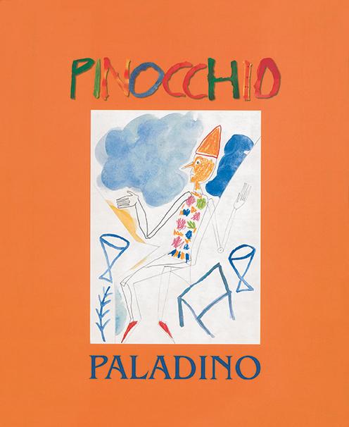 Mimmo Paladino - Pinocchio