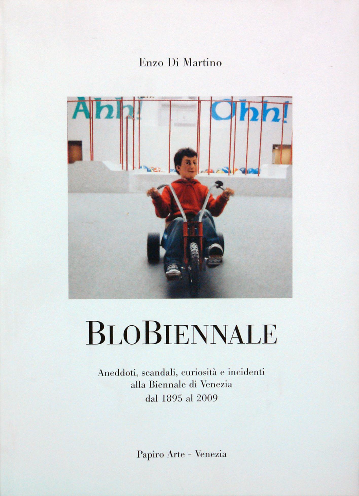 Enzo Di Martino - Blob Biennale
