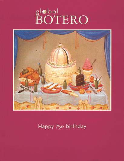 Botero - Happy 75th birthday