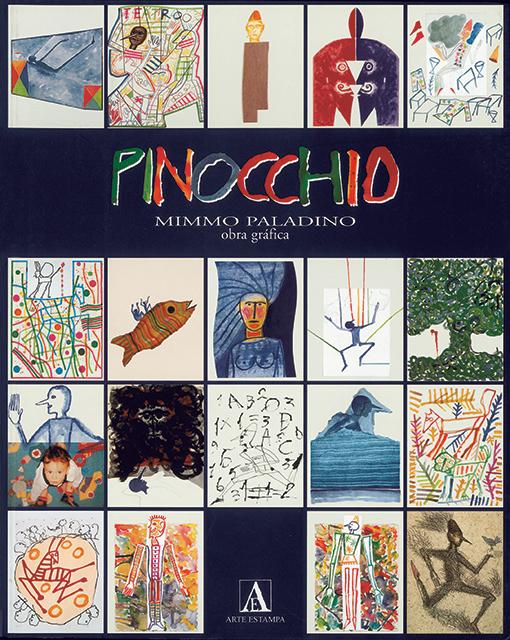 Mimmo Paladino - Pinocchio 2