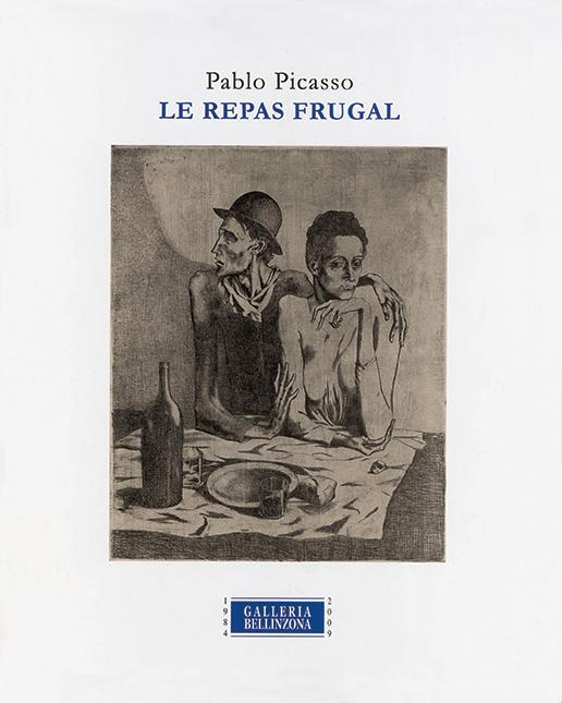 Pablo Picasso - Le Repas Frugal