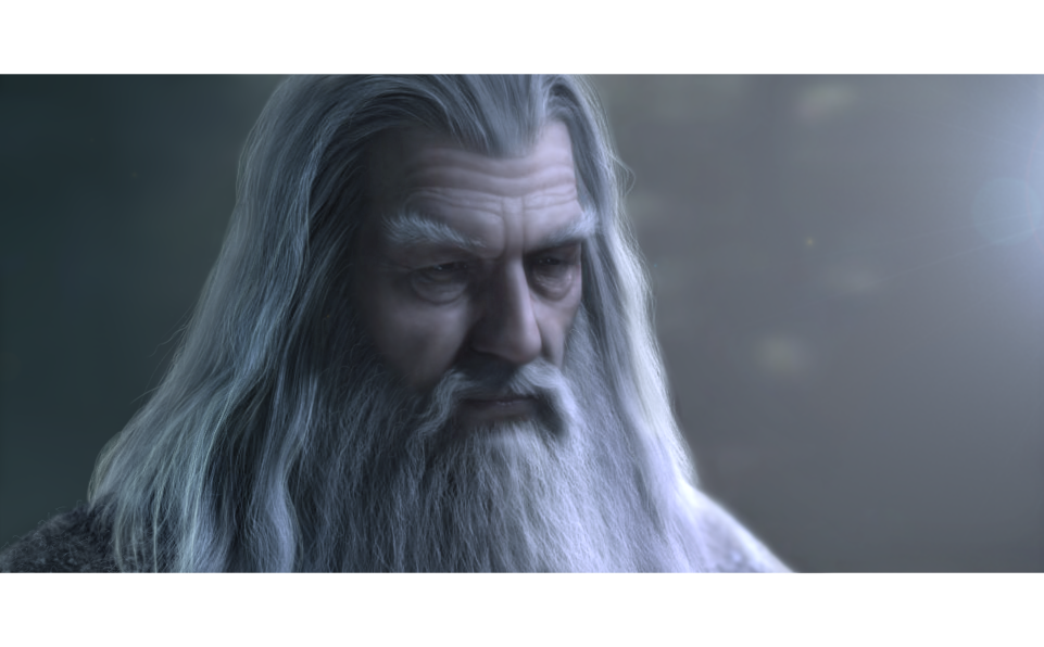 The Lord of the Rings - Cinematics