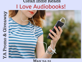 AudioBook Promotion! #CleanIndieReads