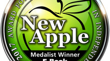 WINNER! New Apple Summer 2017 eBook Award!