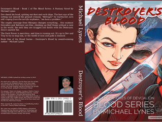 Destroyer's Blood PAPERBACK!