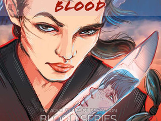 Destroyer's Blood on AUDIBLE!