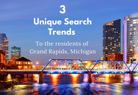 3 Unique Search Trends of Grand Rapids Residents