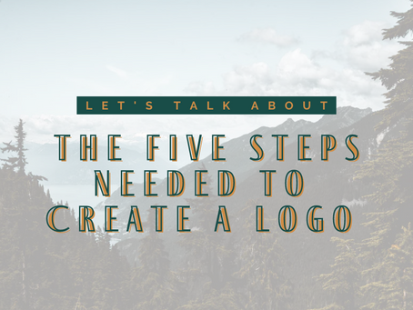 The Five Essential Steps for Designing a Logo