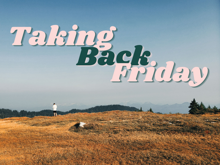 Taking Back Our Friday's: An Experiment in How and When We Work