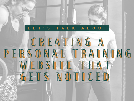 7 Essential Steps for Creating a Personal Training Website That Gets Noticed