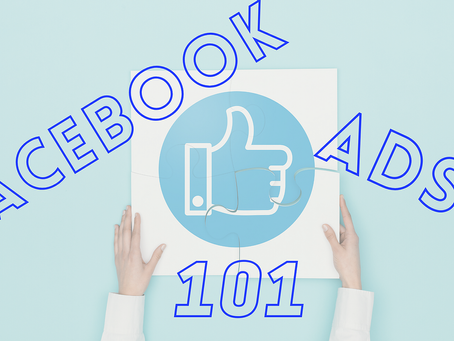 Facebook Ads 101 : Use these strategies to gain new prospects.