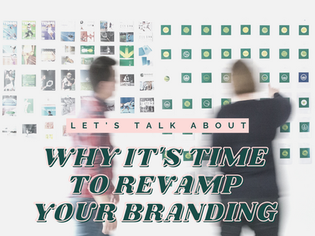 Why Spring is the Perfect Time to Revamp Your Branding Strategy