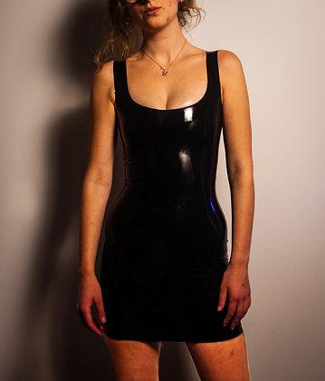 Latex Dress - Latex Tank Dress