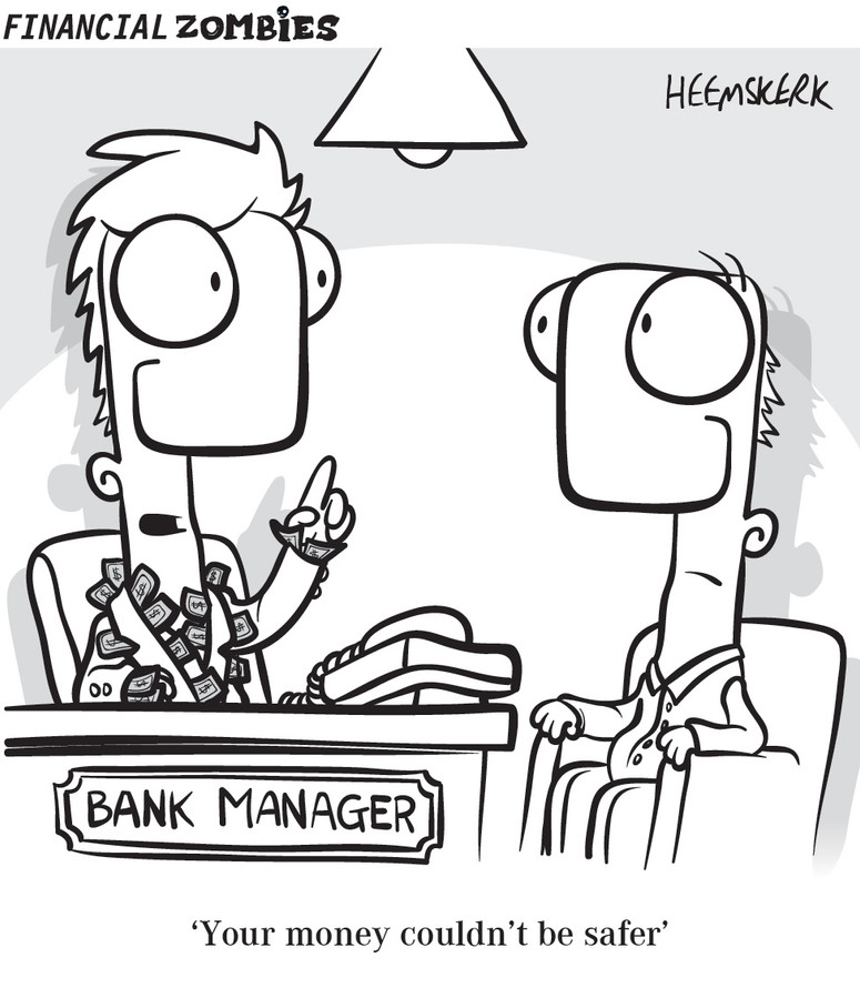 Financial Zombies - 208