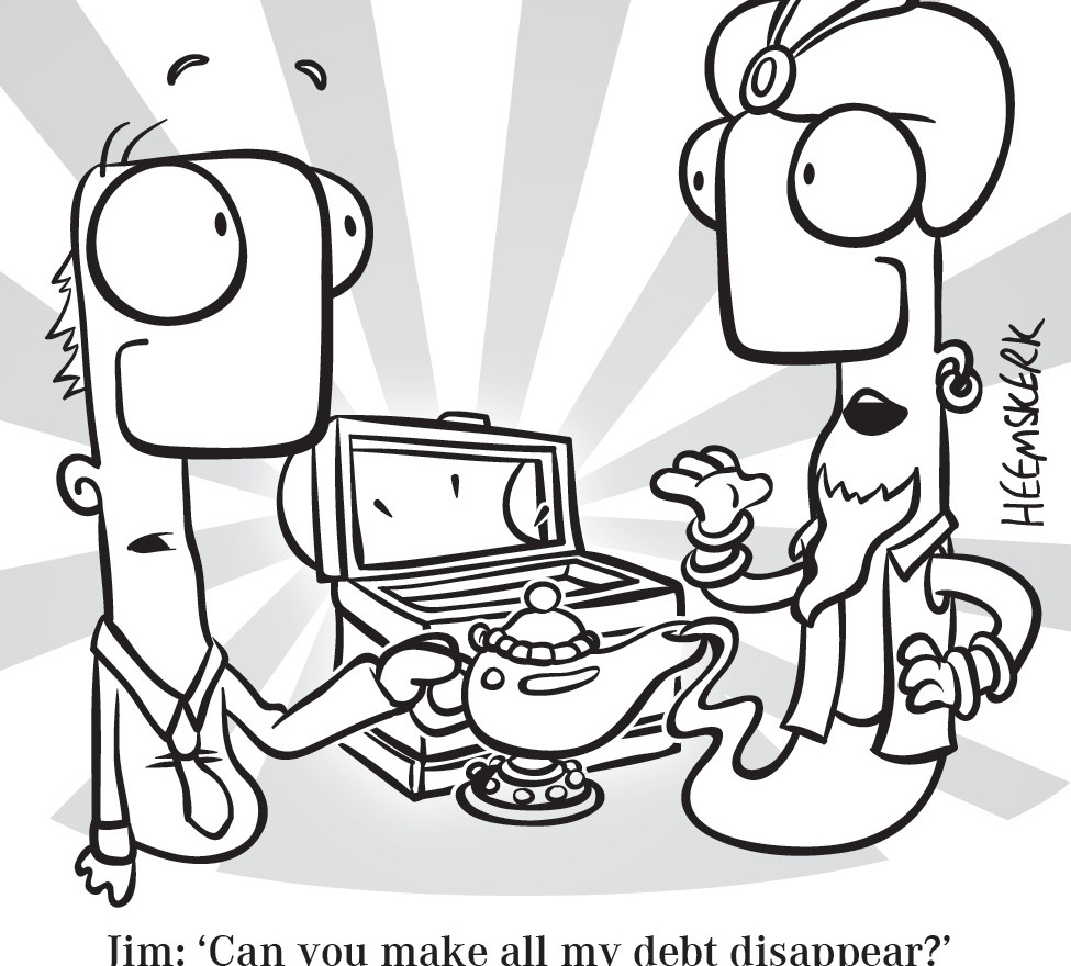 Financial Zombies - 188