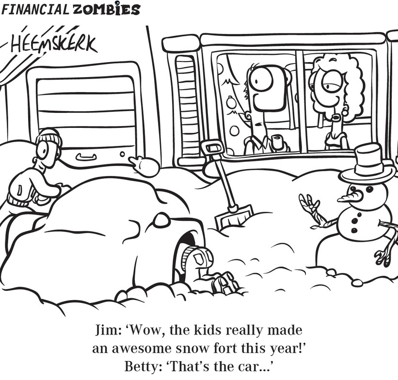 Financial Zombies - 487