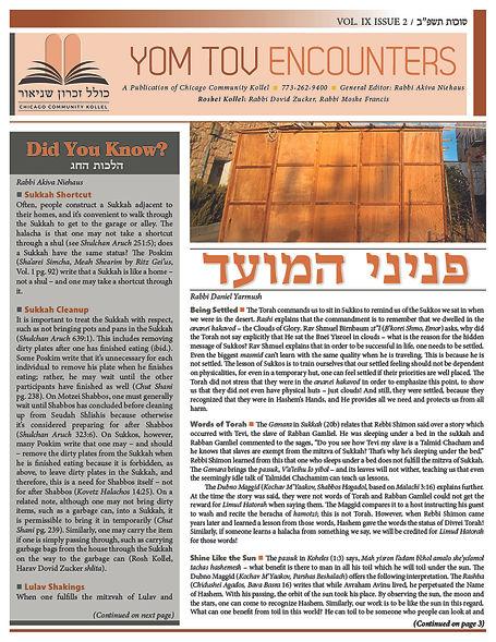 Yom Tov Encounters Succos 5782 .jpg