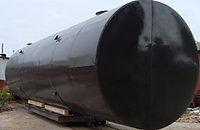Резервуары горизонтальные стальные (РГС, РГСН, РГСП)