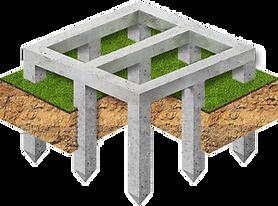 Строительство буронабивных свайных фундаментов ТИСЭ Рязань