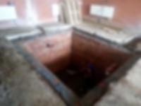 Строительство погребов и подвалов под ключ - Рязань