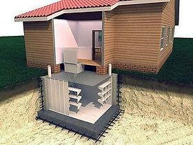 Строительство погребов в Рязани под ключ