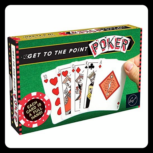 Get to the Point Poker Game