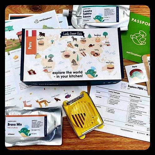 Eat2Explore Meal Kits