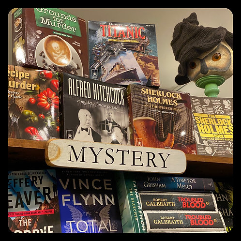 Mystery Jigsaw Puzzles