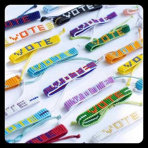 Vote Braclet
