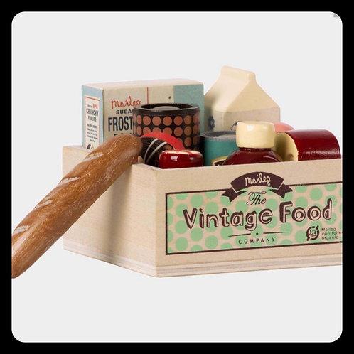 Maileg Vintage Grocery Box