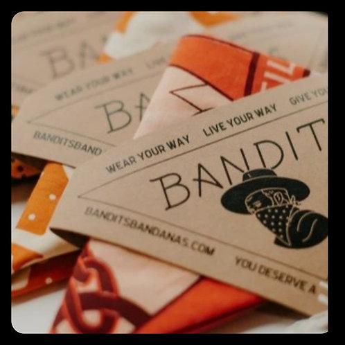 Bandits Bandanas
