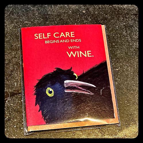 Self Care & Wine