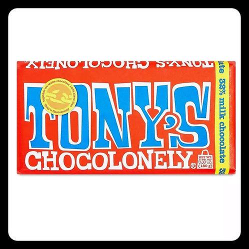 Tony's Chocolonely Big Bars