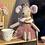 Thumbnail: Maileg Little Sister Princess Mouse