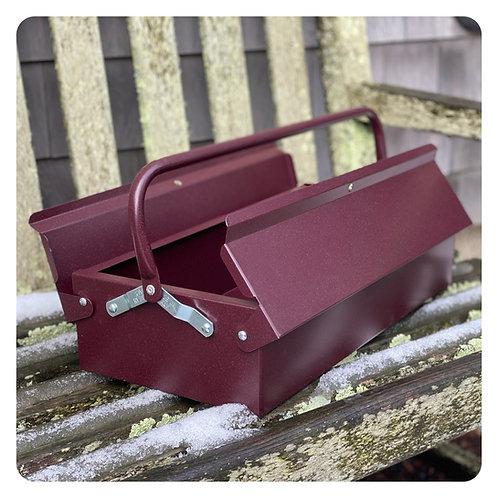 Metal Italian Tool Box