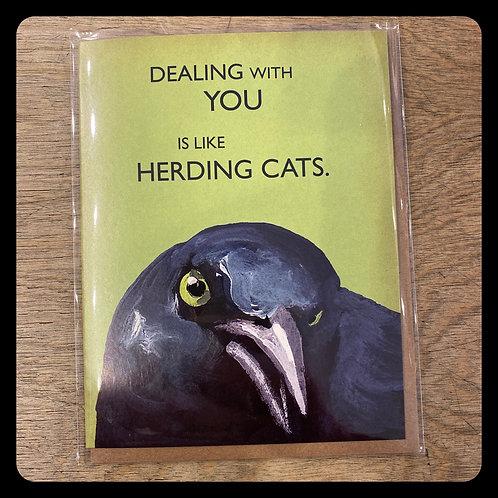 Hearding Cats