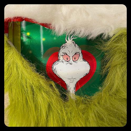 The Grinch Beard Hat