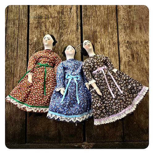 Gladys Boalt China Dolls