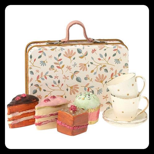 Maileg Tin of Cake & Cups