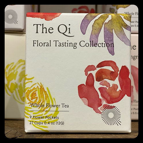 Whole Flower Tea by The Qi