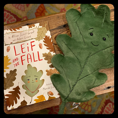 Jellycat Leaves