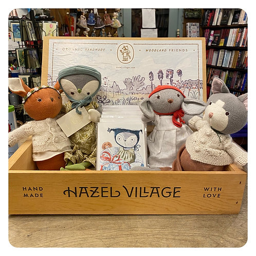 Hazel Village Handmade Organic Friends