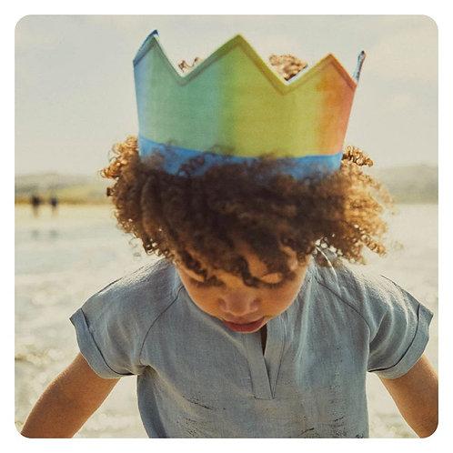 Sky Rainbow Crown